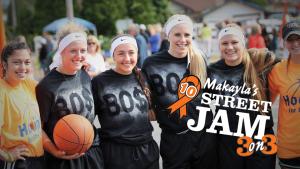 Makayla's Street Jam 3 on 3 Basketball @ Pioneer Pavilion   Ferndale   Washington   United States