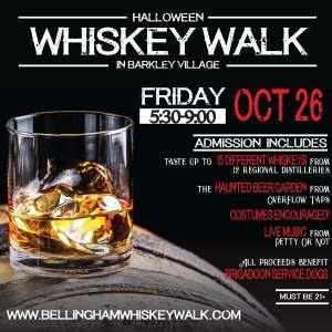 Bellingham Whiskey Walk @ Barkley Village | Bellingham | Washington | United States