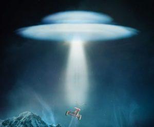UFO 101: From Sumeria to Lummi Island @ Whatcom Community College