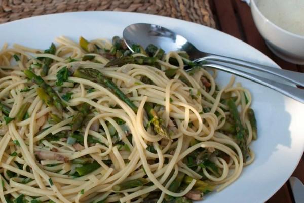 asparagus spaghetti-0249