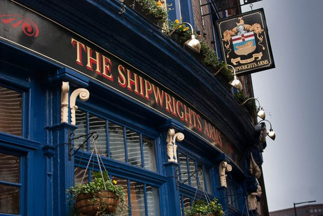 What Dad cooked - The Shipwright's Arms