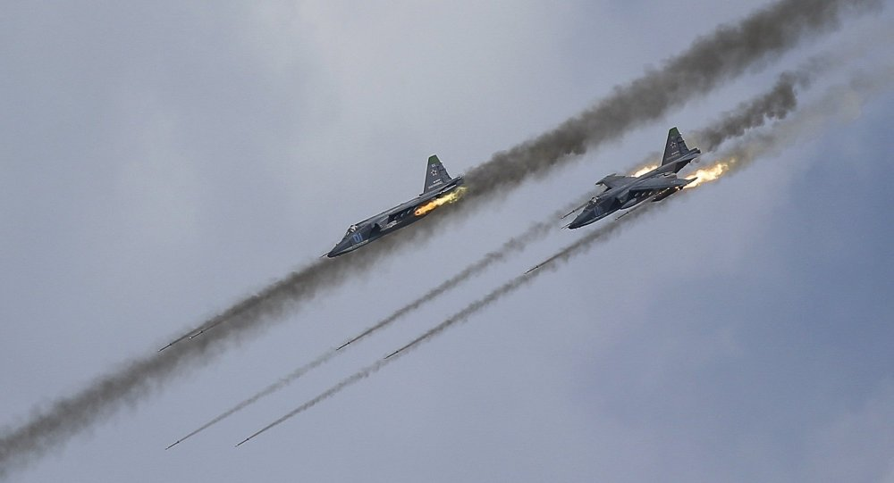 Russian jetfighters