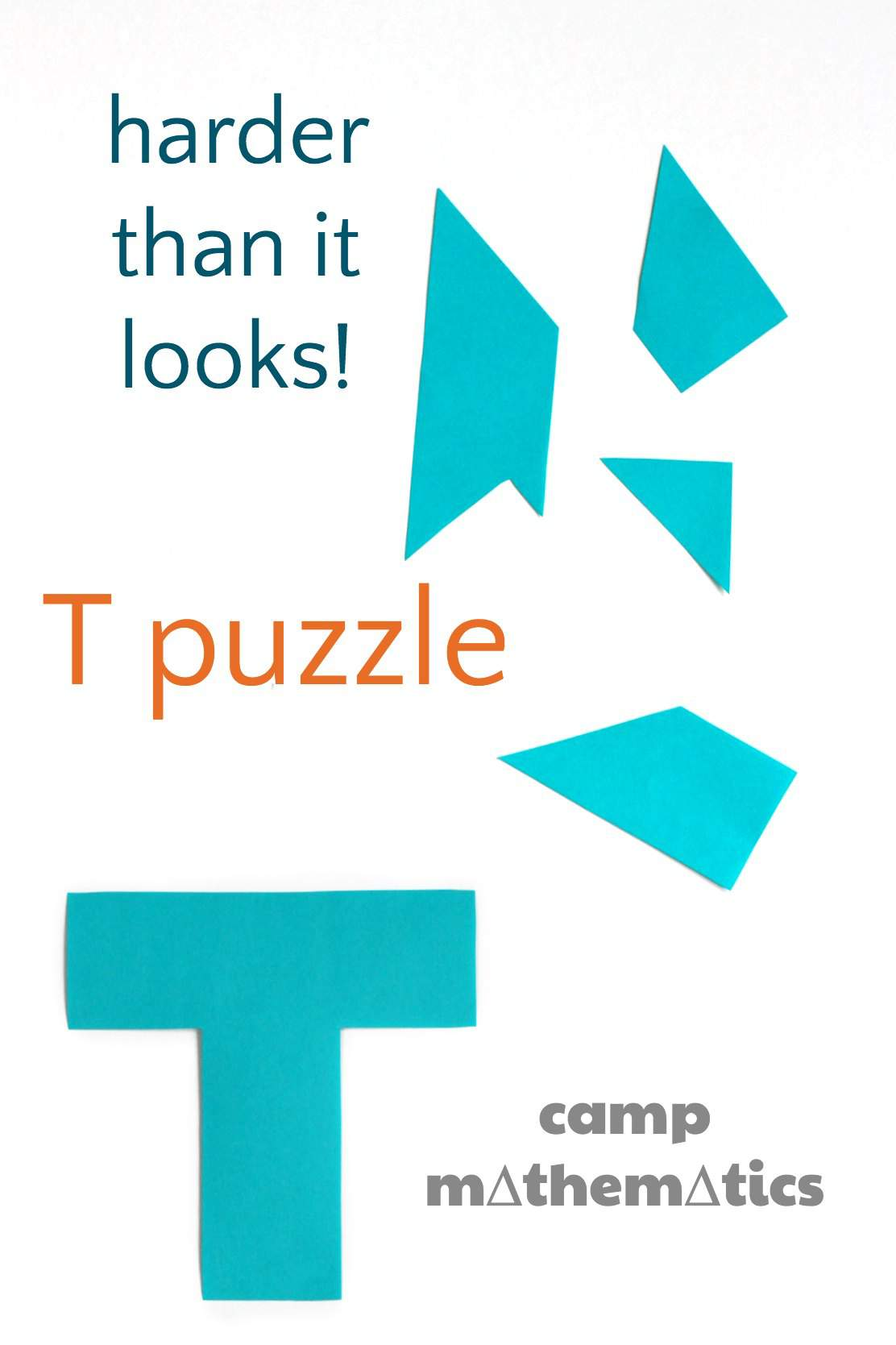 T Puzzle Boggle Your Mathematical Mind