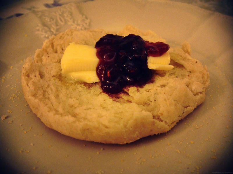English breakfast muffins