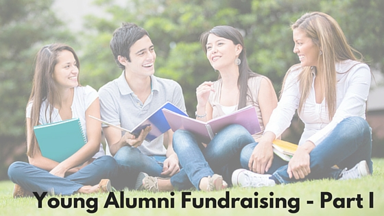 Young Alumni Fundraising - Part I