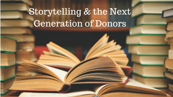 Storytelling & the Next Generation of