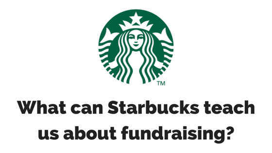 What can Starbucks teach us about (1)