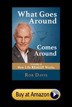 What Goes Around by Rob Davis