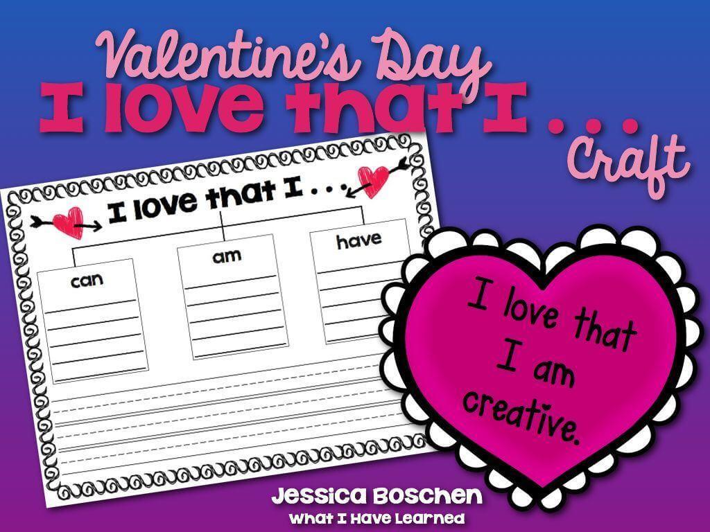 Valentine S Day Classroom Activity