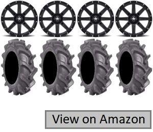 Black Clutch 14 ATV Wheels 28B