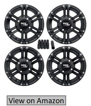RockTrix-RT101 12″ ATV Wheels Rims