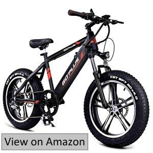 Goplus 20 Electric Mountain Bike