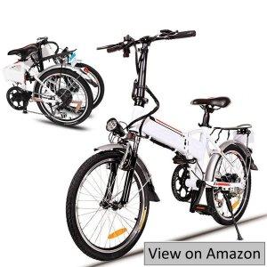 Miageek Folding Aluminum Electric Bike