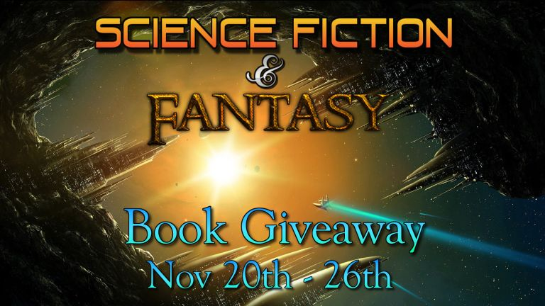 Ninja Writers Sci-Fi & Fantasy Giveaway