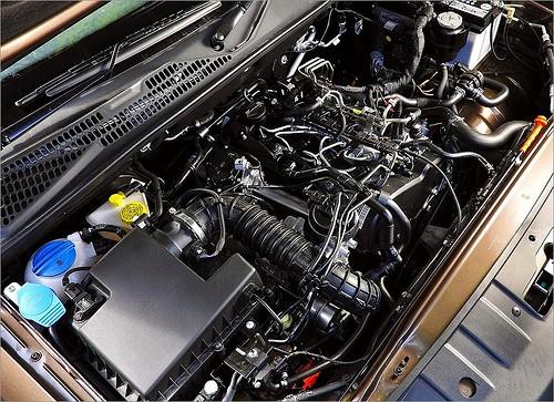 Volkswagen Amarok engine