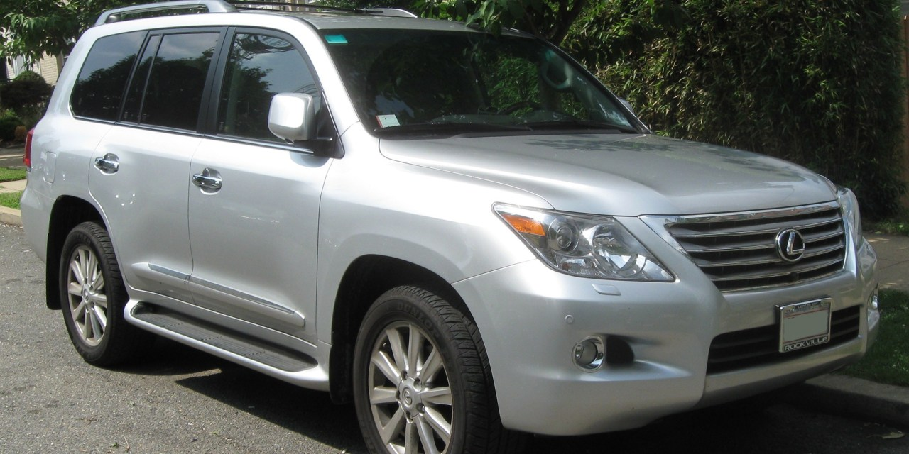 Lexus LX 570 2014 Review