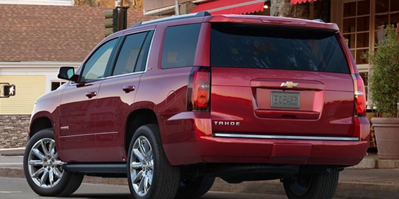 Best 2014 Affordable Large SUVs