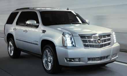 Best 2014 Large Luxury SUVs