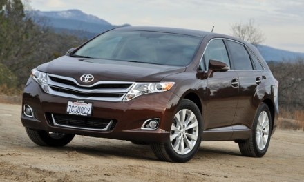 2014 Toyota Venza Limited Review