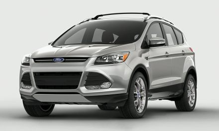2014 Ford Escape Titanium Review