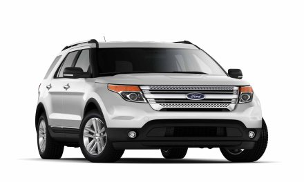 Ford Explored XLT 2014 Review