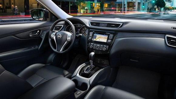 Nissan Rogue SL 2014 interior