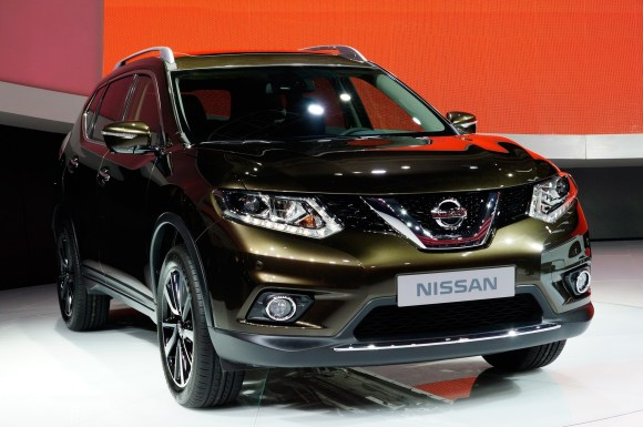 Nissan Rogue SL 2014