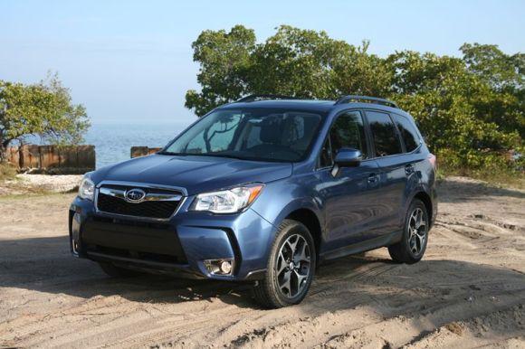 Subaru Forester 2014 2.0 XT Premium 2
