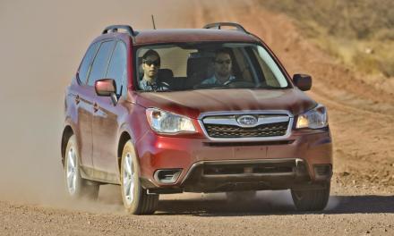Subaru Forester 2014 2.0 XT Premium Review