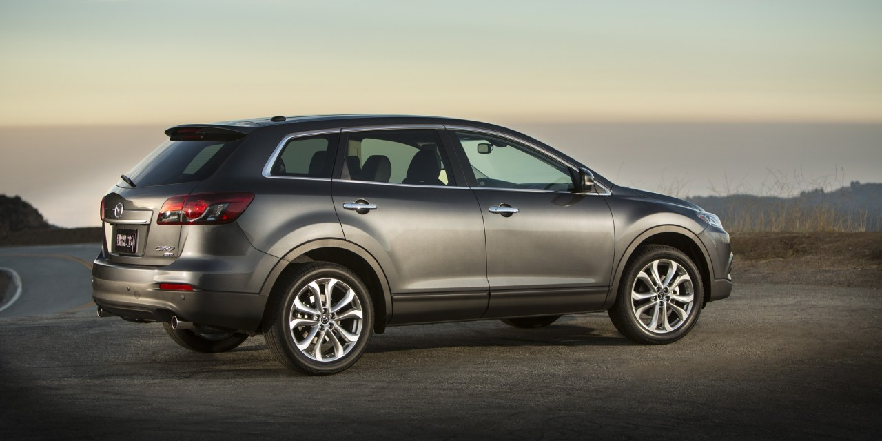 Mazda CX-9 2014 Grand Touring Review