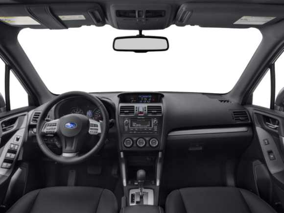 subaru forester 2015 2.0XT Touring interior