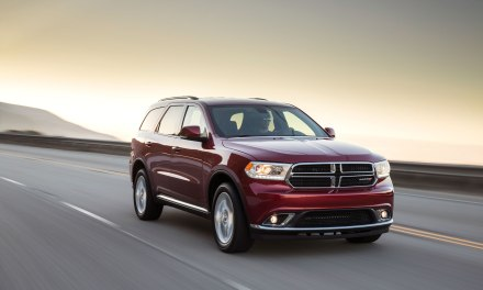 2014 Dodge Durango Limited Review