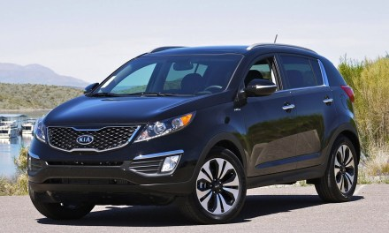 2014 KIA Sportage SX Review