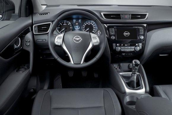 2014 Nissan Qashqai TS 4
