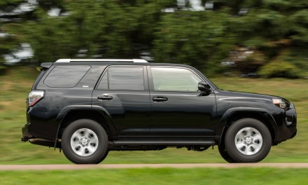 2014 Toyota 4Runner SR5 Review