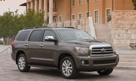 2014 Toyota Sequoia Platinum Review