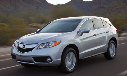 Acura RDX 2014 Review