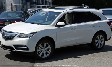 Acura MDX 2014 Review