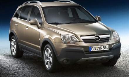 Opel Antara 2014 Review