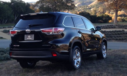 2014 Toyota Highlander LE AWD Review