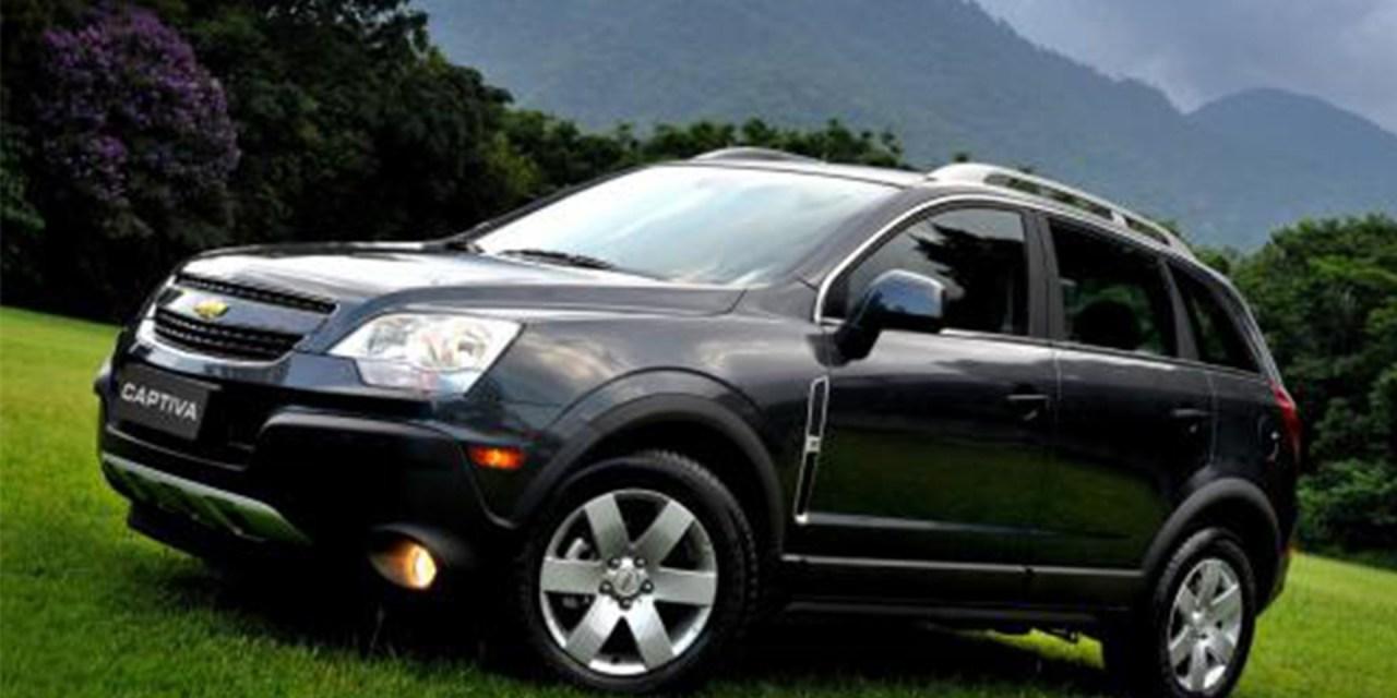 2014 Chevrolet Captiva Sport Review