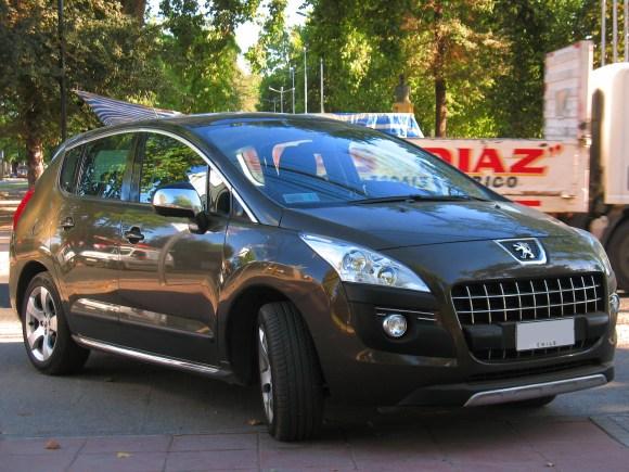 2014 Peugeot 3008 THP
