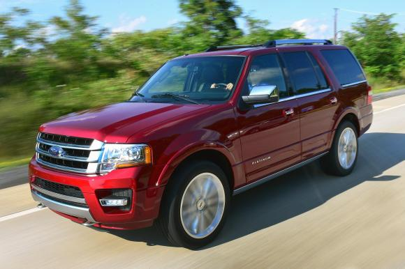 Ford Expedition EcoBoost 4WD 2015