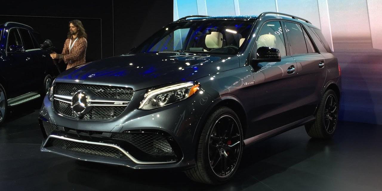 2016 Mercedes-Benz GLE-Class Review