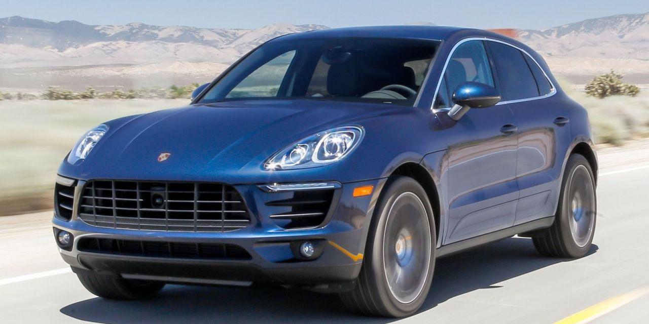2016 Porsche Macan Review