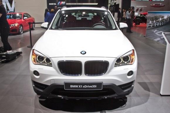 2015 BMW X1 2