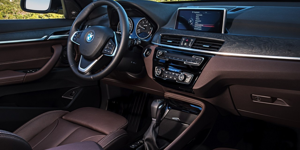2016 BMW X1 Review