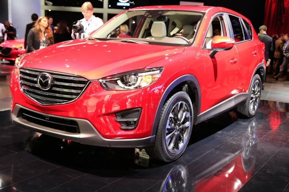 2016 Mazda CX-5 showcase