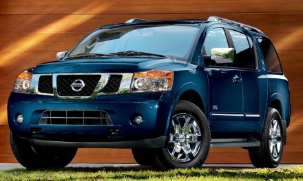 Nissan Armada 2015 Review