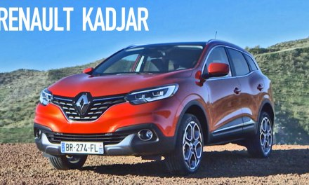 Renault Kadjar 2015 Review